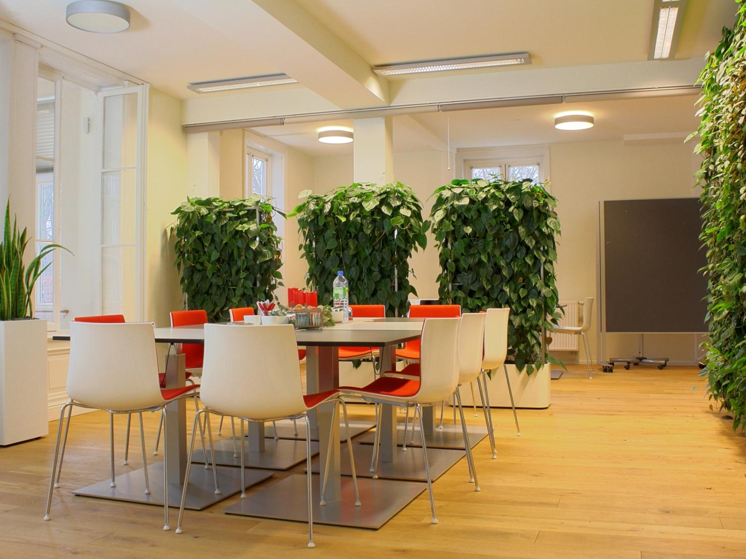 Wissenschaft best tigt pflanzen im raum sind lautlos als for Raum pflanzen