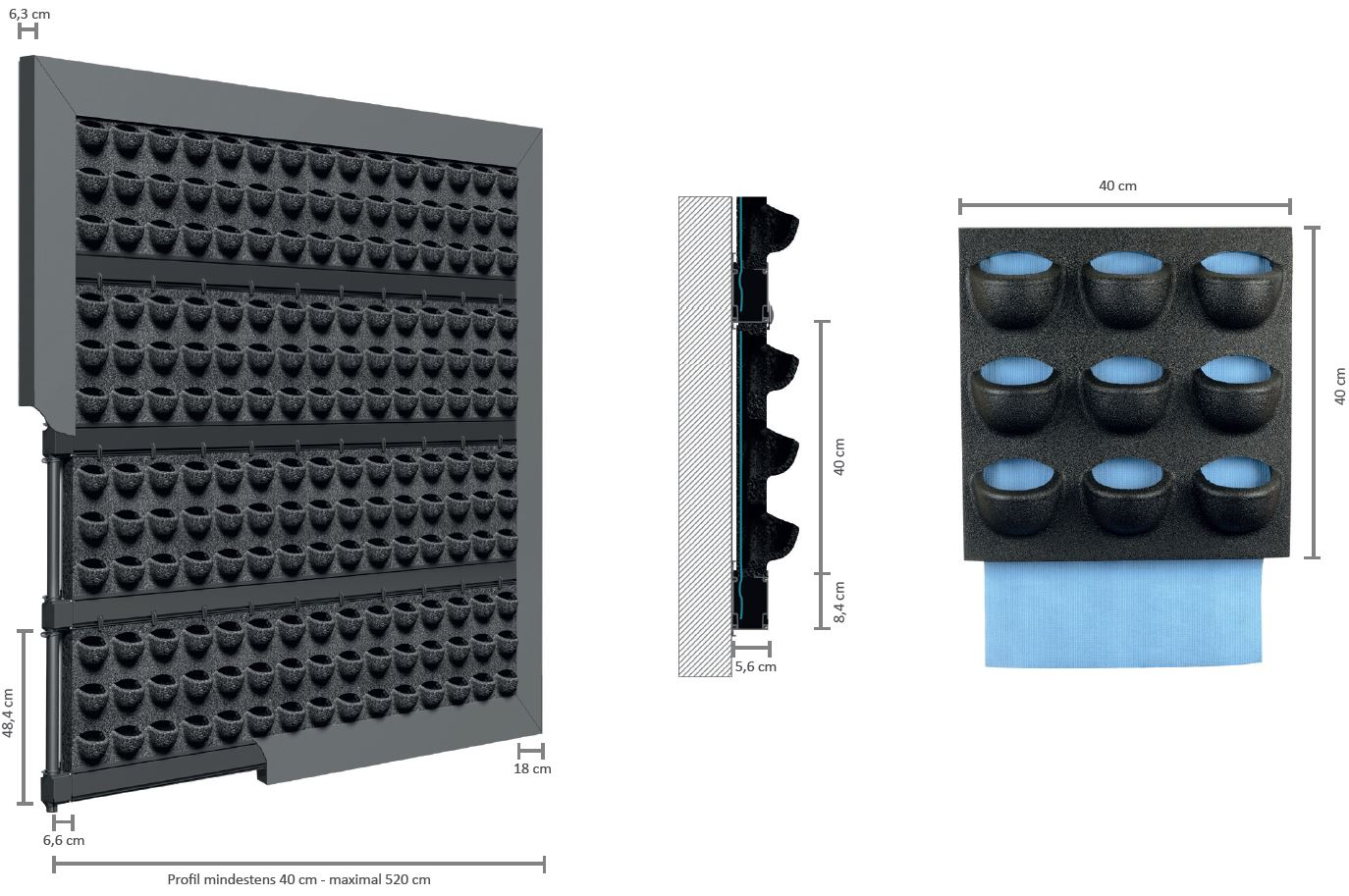 Live Panel System