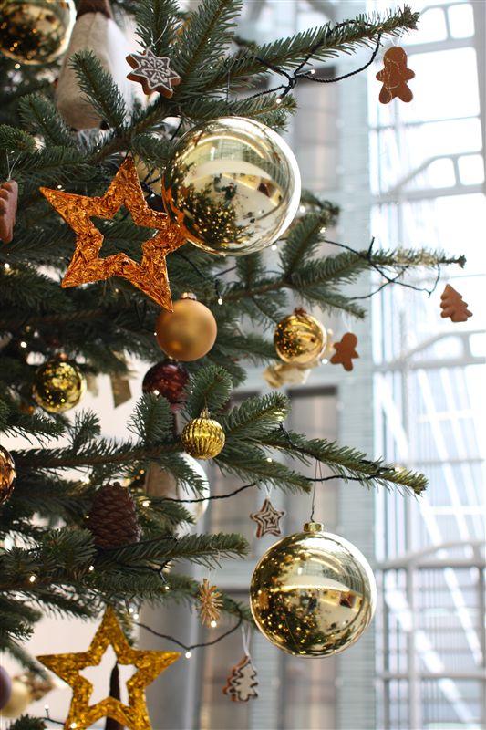 Weihnachtsbäume – unsere Firmendekorationen