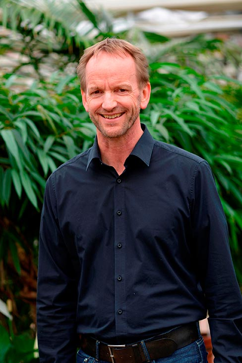 Portraitaufnahme von Lutz Kremkau