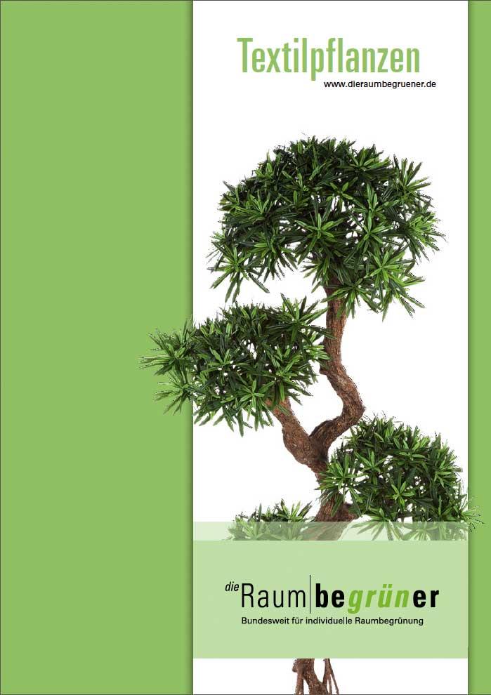 Textile Pflanzen für jeden Standort
