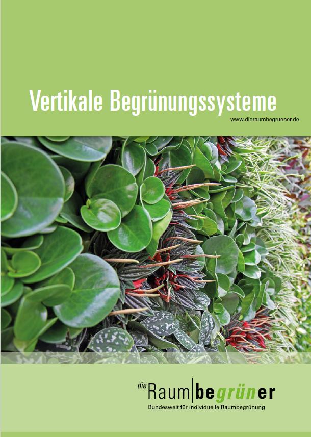 Katalog für Vertikale Begrünungssysteme