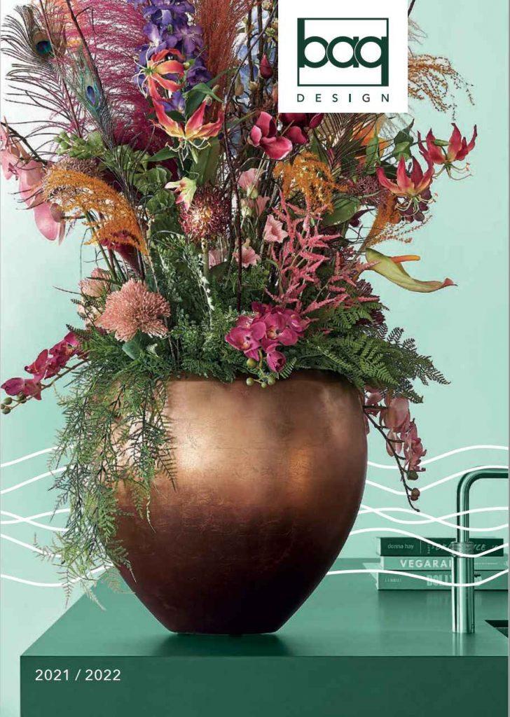Coverbild Katalog Design-Gefäße: Baq